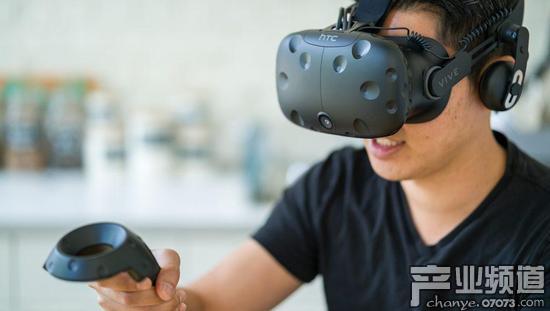 移动游戏助推 到2022年VR游戏复合年增长率将超50%