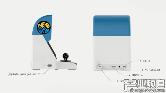 SNK40周年怀旧向街机遭曝光 内置40款经典游戏