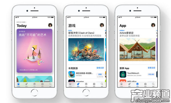 App Store改版以来 网易是国区获得推荐最多的发行商