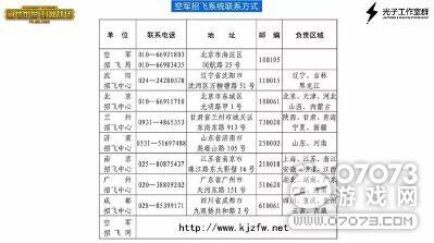 绝地求生刺激战场中国空军2018年度招飞