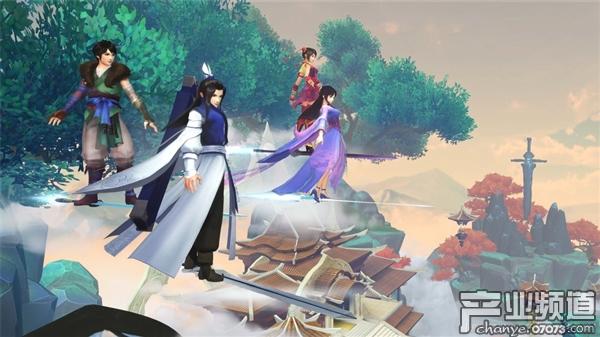 《仙剑奇侠传四》手游正式发布 影视剧正在筹拍中