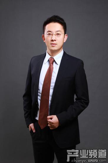金丘区块链创始人兼CEO 左鹏