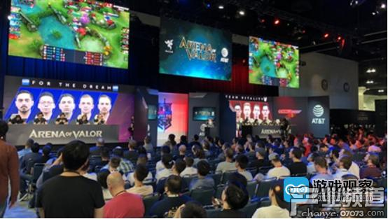 E3:《Arena of Valor》决赛现场
