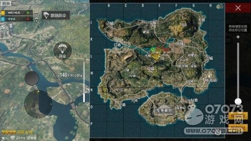 绝地求生全军出击海岛r城教你如何通吃三路