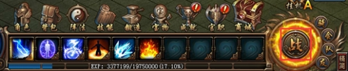 烈火剑圣战神系统详细解析