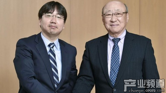 古川俊太郎成为任天堂第六任社长 将继续探索中国市场