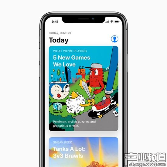 App Store新功能促成新发现