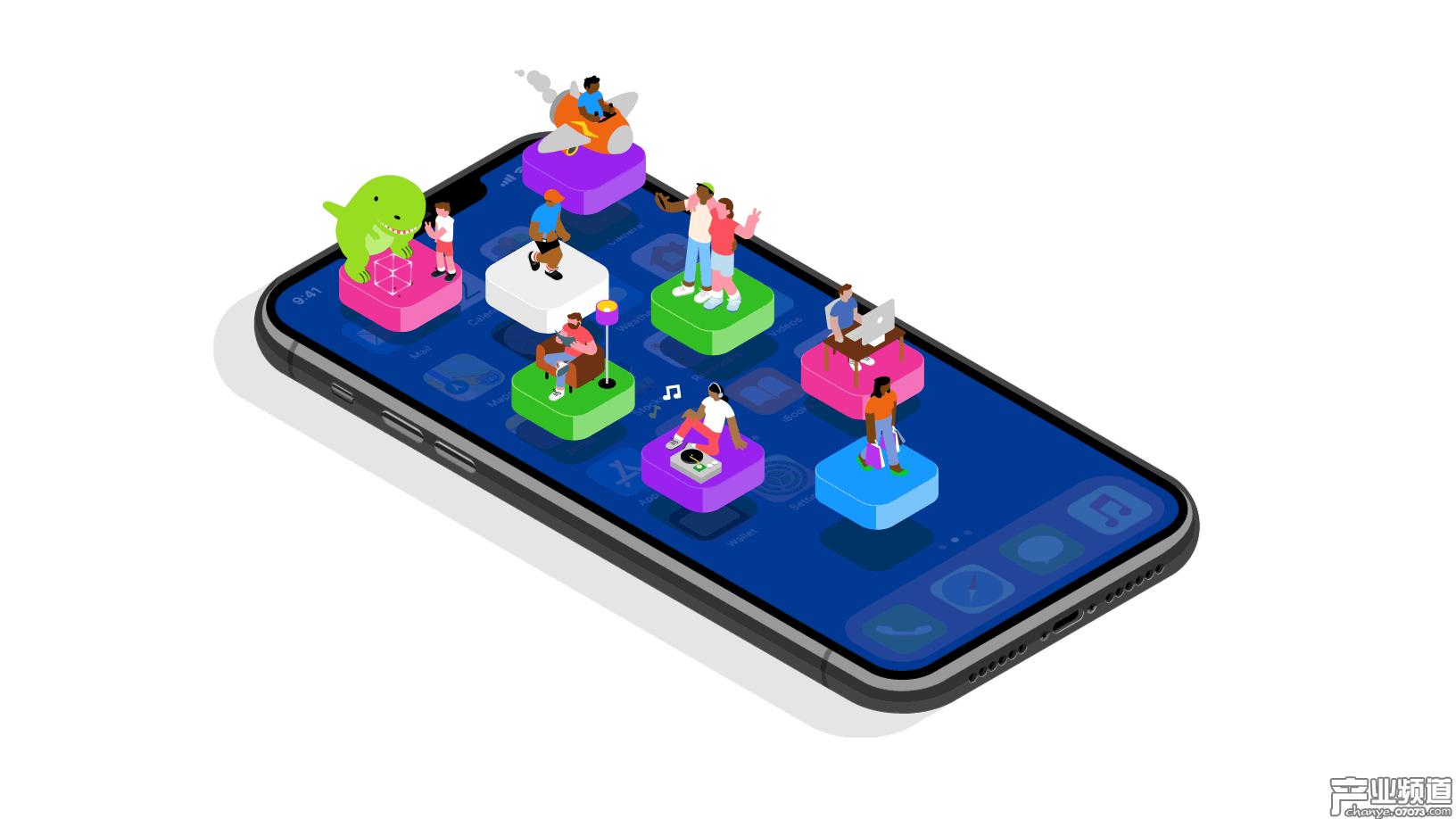 App Store十周年改变10亿人生活方式 游戏是其最迷人部分