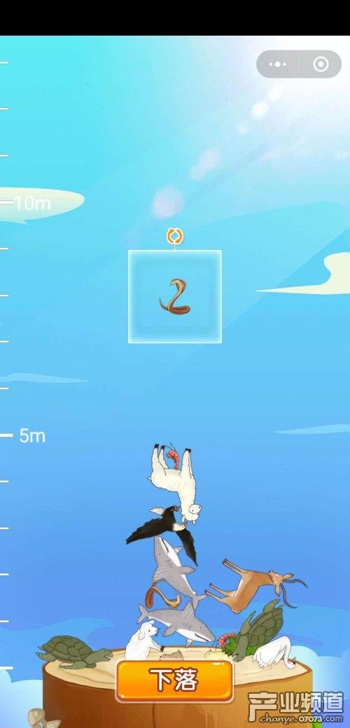魔性微信小游戏推荐:《动物涨姿势》解锁各种姿势