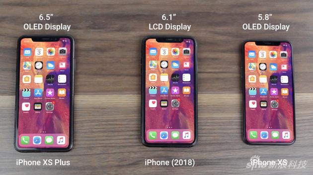 新iPhone 命名方式