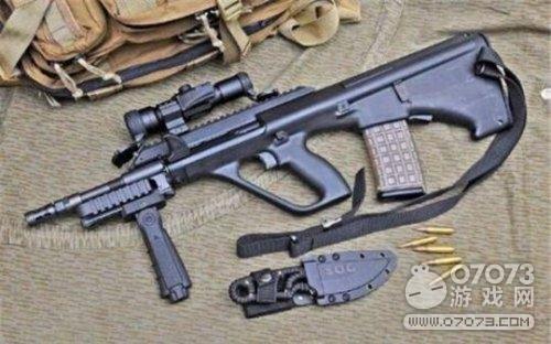 绝地求生刺激战场枪械之步枪实用性排行