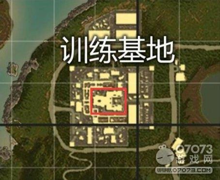 > 绝地求生刺激战场雨林地图资源分布及打法解析    训练基地位于雨林图片