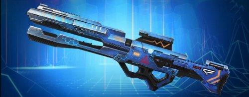 生死狙击EG-R28磁轨枪卓越级主武器