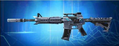 生死狙击M4A1不朽卓越级步枪