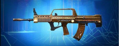 生死狙击95式-s2光辉青铜介绍