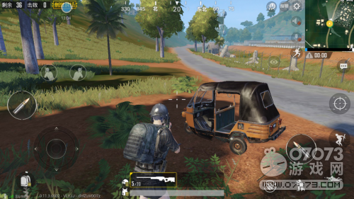 绝地求生全军出击雨林地图新载具三轮车解析