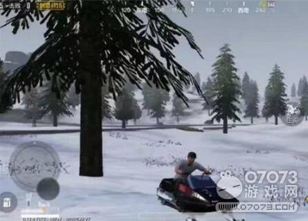 刺激战场雪地地图即将到来