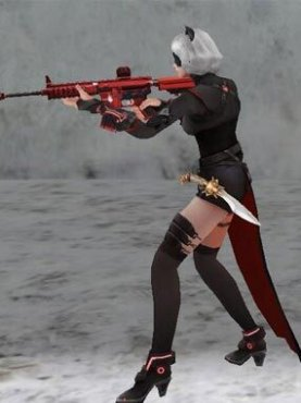 生死狙击冒险神器深渊之刃 剧情模式新角色