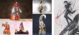 """天野喜孝等日本艺术家将""""和风""""文化进行到底 原创人偶即将发售"""