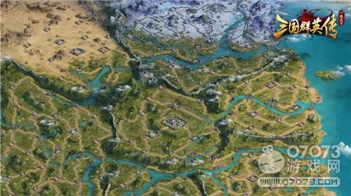 《三国群英传一统天下》游戏背景揭密