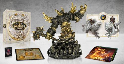 魔兽玩家必看双十一攻略:玄龙骑士抢十五周年限定礼盒