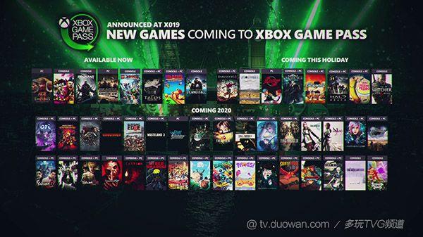 微软公开XGP大量新增游戏 XGP终极版促销活动上线