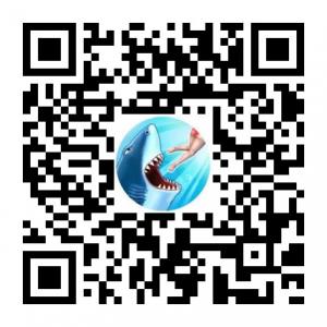 《饥饿鲨进化》3D爽快吞噬类微信小游戏