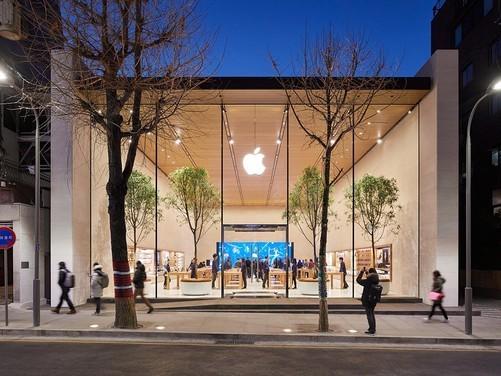 苹果总市值突破2万亿美元