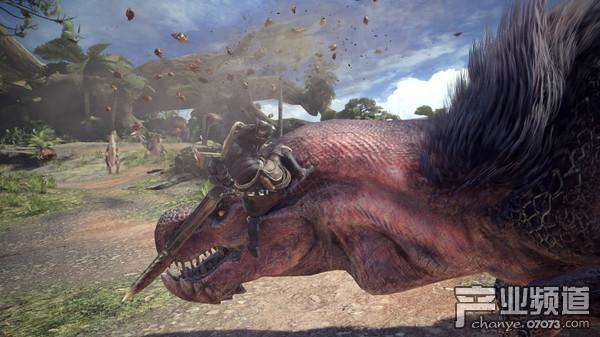 《怪物猎人:世界》全球销量散布:日本PS4版销量最高