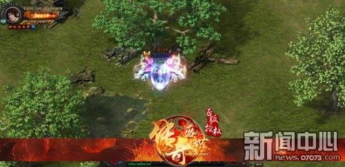 XY游戏 传奇盛世 光翼增战力