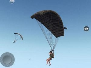 荒野行动跳伞图集分享