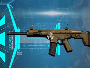 荒野行动S-ARC步枪解析 配件之王S-ARC步枪