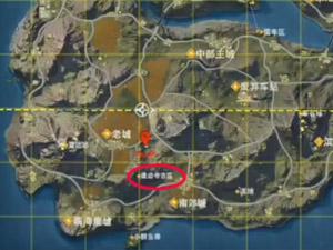 荒野行动细数游戏地图上最能养肥人的那些点
