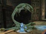 生死狙击游戏截图-疑似奇美拉的蜥蜴