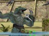 生死狙击游戏截图-爱唱歌的变异蜥蜴