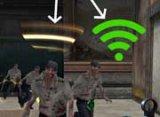 生死狙击游戏截图 蹭WIFI的狂热体