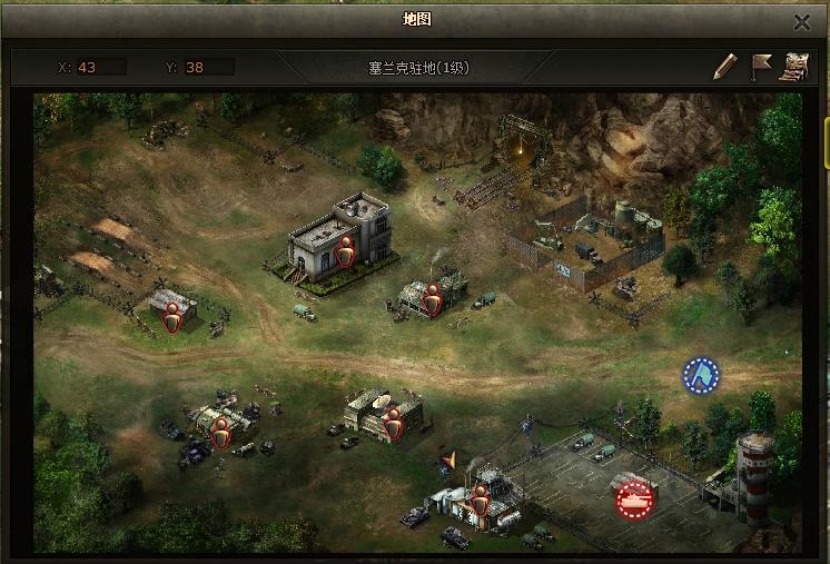 坦克营游戏截图5