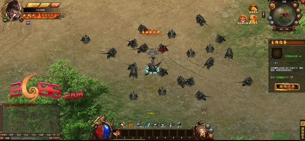 暗黑灵界游戏截图5